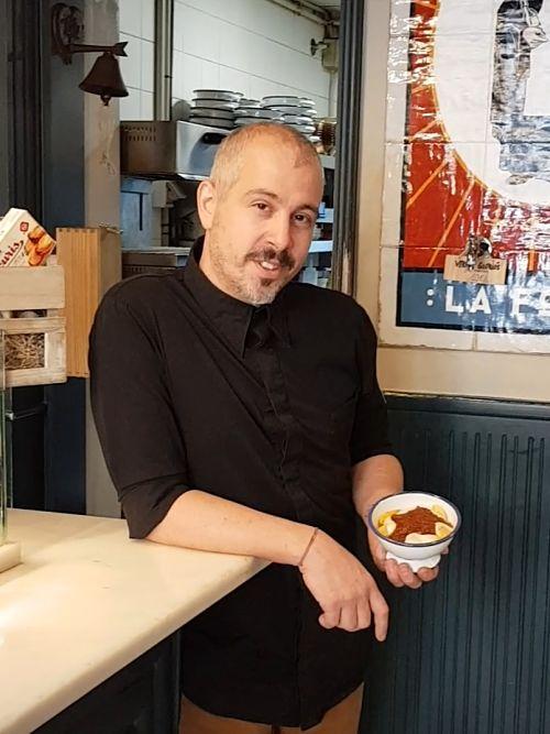 sant antoni glorios mandu patatas bravas barcelona restaurantes alioli salsas